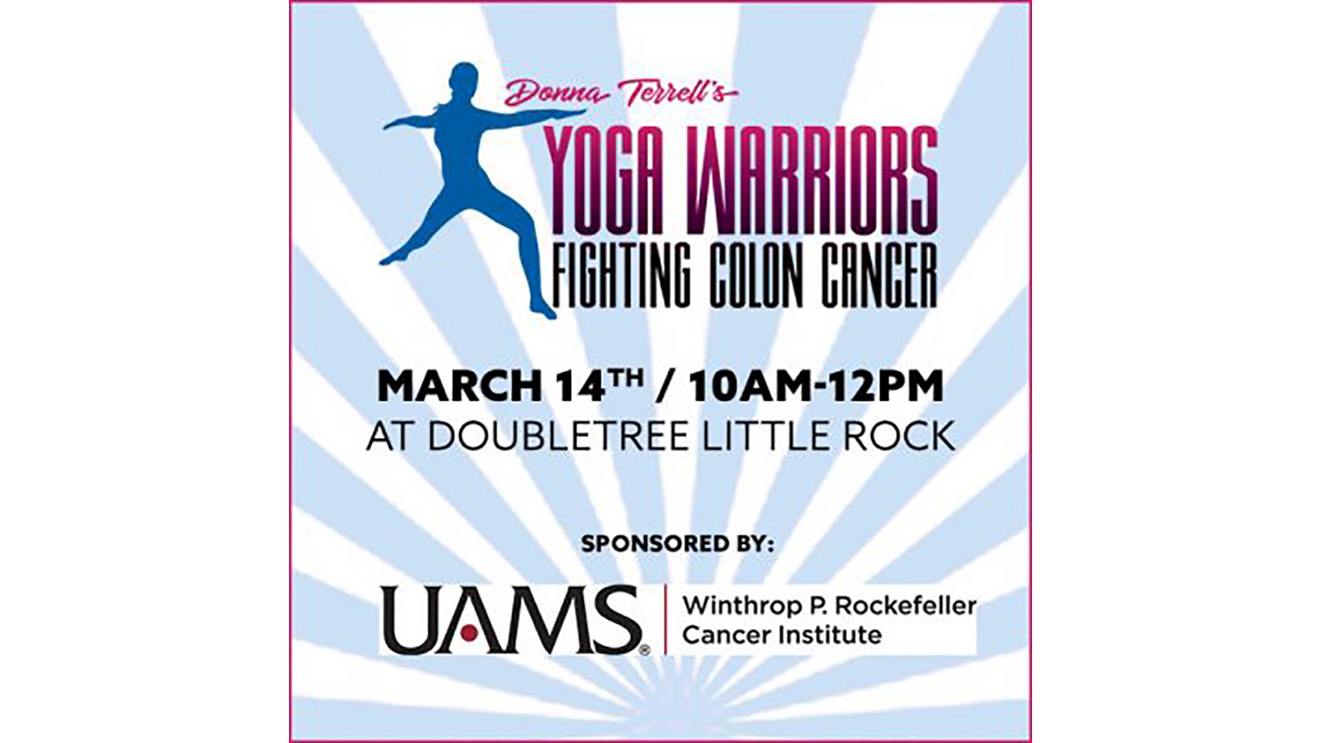 Yoga Warriors Fighting Colon Cancer As Numbers Of Cases Rise In Young People Klrt Fox16 Com