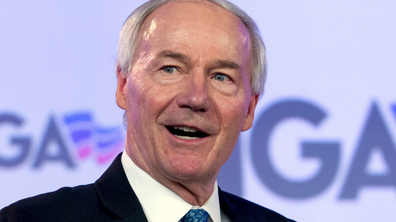 """Governor Asa Hutchinson says we are """"moving in the right direction"""", plans  to announce more about phase 1 on Monday 
