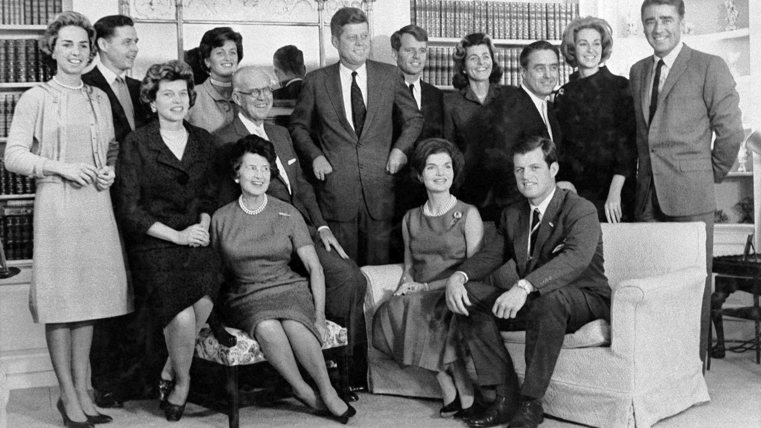 John F. Kennedy, Jacqueline Kennedy