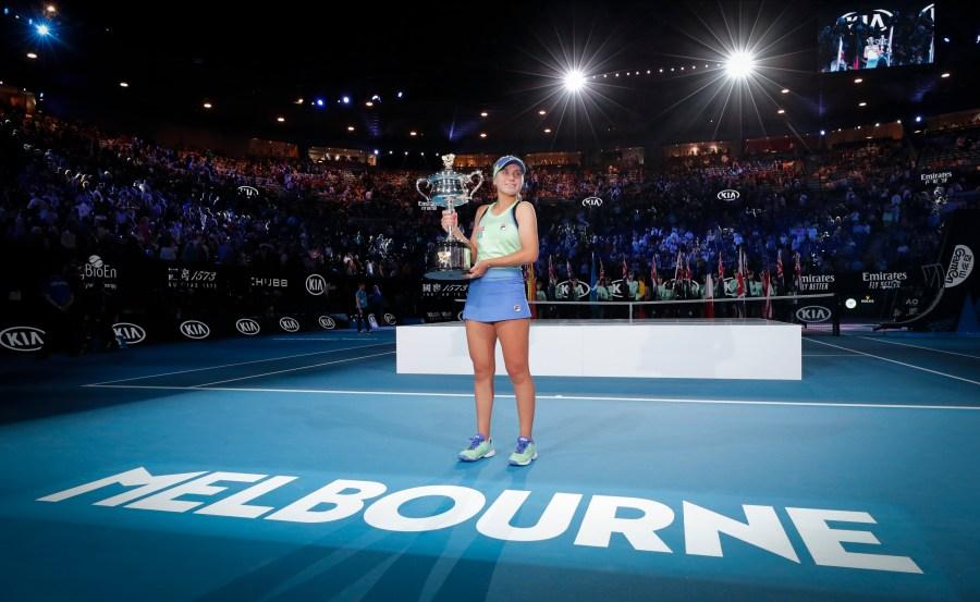 Australian Open Finale 2021