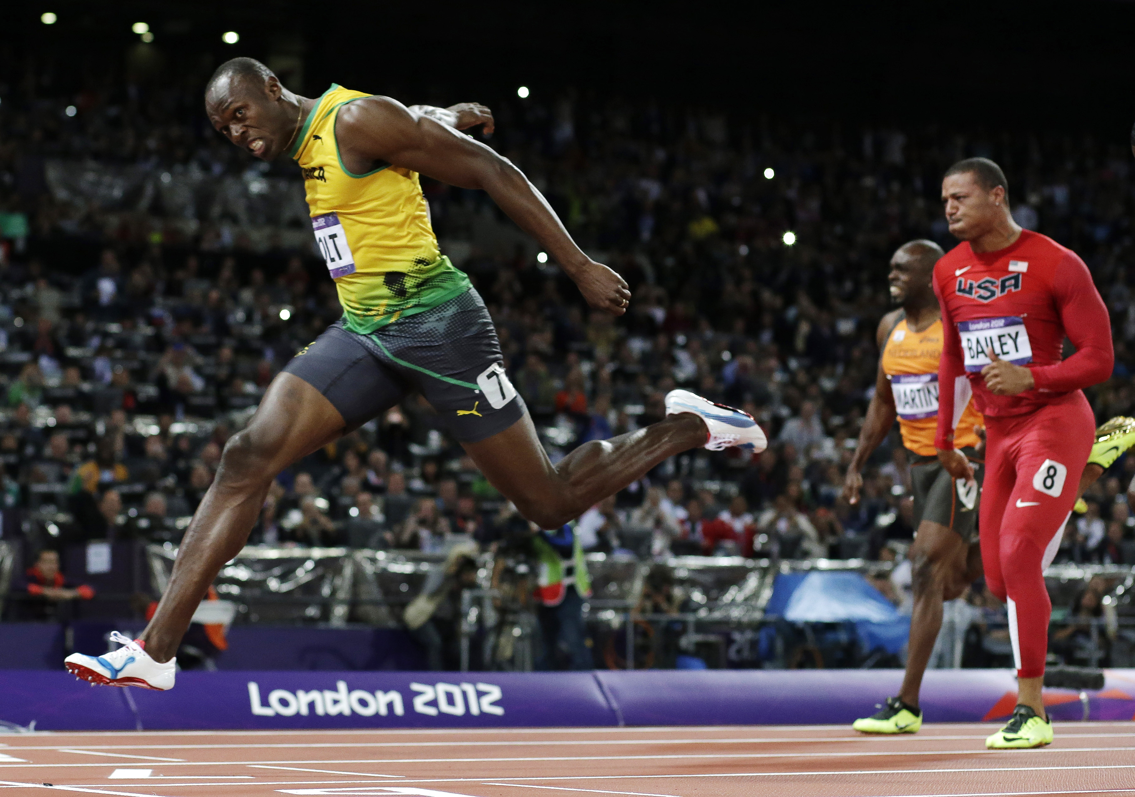 Usain Bolt to 'stay in' while awaiting results of virus ...