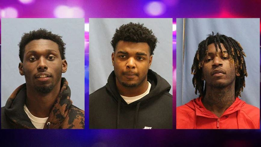 Arrests Made After January 14 Shooting At West Little Rock